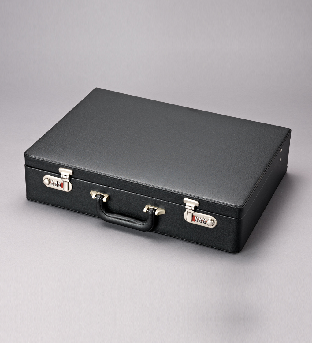 Gerpol - Diamond - Zestaw sztućców 68 cz. w walizce